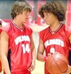 Was lernt Troy im Basketball von seinem Vater an Sylvester?