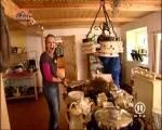 In einer Folge zerstörte Eva unabsichtlich ein Küchenutensil beim Einpacken, was war es?