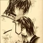 Kaname und Yuuki sind Geschwister.