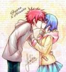 Hinata liebt Gaara.