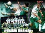 Welcher Spieler von Werder Bremen hatte nach dem dritten Spiel die dritte Karte und war somit im nächsten Spiel gesperrt?