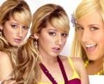 In welcher Fernsehserie hatte Ashley ihren ersten Fernsehauftritt?