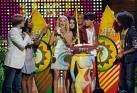 Für welchen Film/Serie bekam Ashley den Nickelodeon Nick Kids Choice Award Itlay?