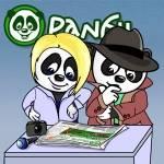 Wie heißen die 2 Reporter in Panfu?