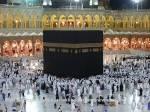 Die Muslime pilgern jedes Jahr nach Jerusalem.