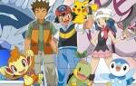 Welches Pokémon setzte Gary bei der Johto-Liga-Silber-Konferenz gegen Ashs Glurak zuletzt ein?