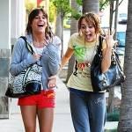 Wie heißt Mileys beste Freundin?