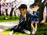 Man sagt über Heiji und Shinichi: Der Osten gehört Kudo und der Westen gehört Hattori.