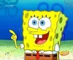 Welche Augenfarbe hat Spongebob?