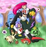 Wie gut kennst du Team Rocket?