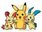 Welche/s Pokémon gehört/-en Ash am Anfang nicht?