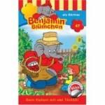 Benjamin als Gärtner:Wo waren Benjamin und Otto als Gärtner zu Hilfe, um Frösche zu bewachen und den Garten zu pflegen?