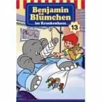 Benjamin Blümchen im Krankenhaus:Wie heißt Ottos Bettnachbar im Krankenhaus, der immer nach seiner Mutter weint?
