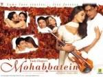 """Wie heißt der Film """"Mohabbatein"""" übersetzt?"""