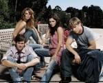 Wie heißen die vier besten Freunde in der Serie?