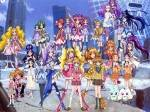 "Gibt es einen Trailer zum Film ""Pretty Cure All Star DX""?"