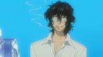 Wo hat Tyki seine Brille aus seiner Menschengestalt her?