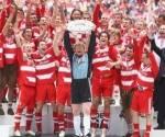 In welcher Saison wurde Bayern nicht Meister?