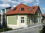 Wie viele Zimmer hat das Hotel Villa Katharina in Feuersbrunn?