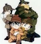 Conan ist Mitglied der Detektivboys.