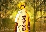 Sein Vater ist nicht Namikaze Minato.