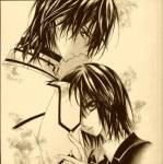 In welcher Beziehung standen Shizuka Hio und Rido Kuran zueinander?