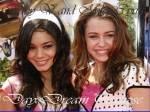 Ist Vanessa mit Miley Cyrus befreundet?