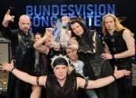 Mit wie vielen Punkten hat Subway beim Bundesvision-Songcontest 2008 gewonnen?
