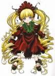 Wie heißt die fünfte Puppe der Rozen-Maiden-Dynastie?