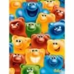 Welche Farbe fehlt deiner Meinung nach bei den Gummibärchen-Sorten am meisten?