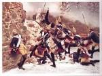 Wie viele Soldaten umfasste die Armee von Preußen um 1740?