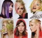 Wie ist deine Haarfarbe?