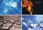 Was für ein Element bist du?