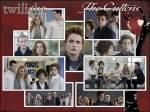 Edward und seine Familie meiden die Sonne.