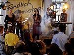 Die Band ENDLICH SAMSTAG hat 11 Mitglieder!