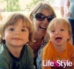 Wie heißen die Enkelkinder von Lynne und James Spears?