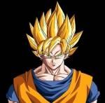 Wie verwandelt Son-Goku sich in einen Super-Saiyajin?