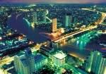 Wie heißt diese Stadt? Kleiner Tipp: Thailand, beliebtes Stop-Over-Ziel