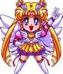 Dieses Mädchen müsste wohl jedem bekannt sein...(Von Sailor Moon)