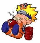 Isst Naruto am liebsten Pizza?