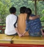 Wie würdest du dich in einer Beziehung verhalten?