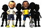 Was für Minispiele kann man in der Wii-Version von Fifa 09 spielen?