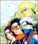 So, fangen wir mal an.Wie heißen Narutos Eltern?