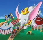 Jetzt kommen wir zu Dumbo, dem fliegenden Elefanten. Wer war sein bester Freund?