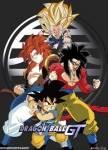 """Wie heißen die 3 """"Dragon Ball GT""""-Manga-Bände?"""