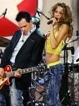 """Tryna und Lukas Hilbert sind seit Oktober 2004 ein Paar und haben sich bei """"Popstars"""" kennen und lieben gelernt."""