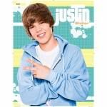 Warum hat er im Alter von 12 Jahren an einem Gesangswettbewerb teilgenommen und welchen Platz hat er belegt?