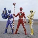 Wer sind die drei ersten Rangers?