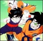 Wer tauschte mit Son-Goku den Körper?