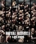 Wer gewann das Royal Rumble Match 2009?